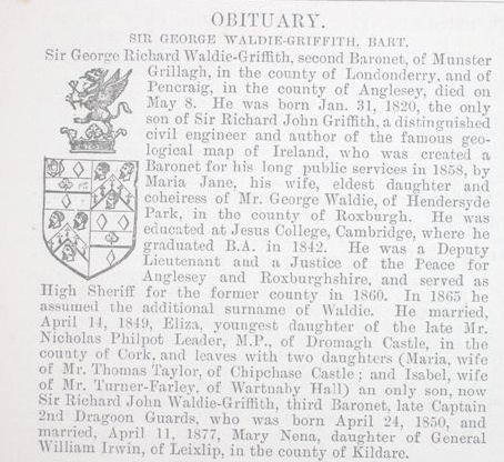 obituary of Sir George